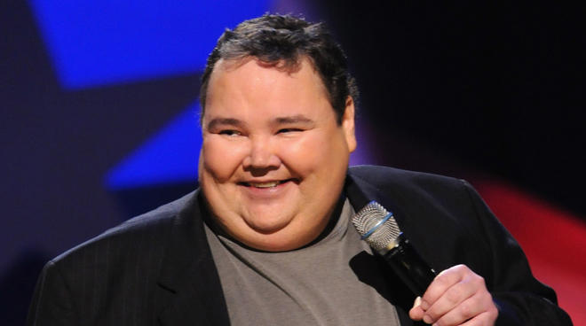 My John Pinette Story Because The World Is Round
